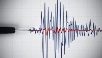 Kaliforniyada 6,5 büyüklüğünde deprem
