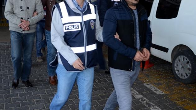 PKKya katılmalarını sağladığı belirlenen terörist yakalandı