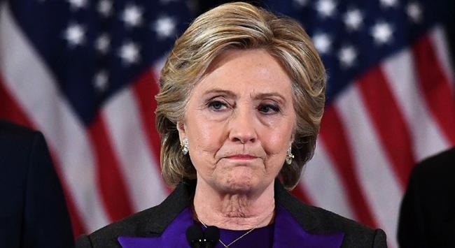 Hillary Clinton'dan Trump mesajı: Emekliye sevk etmek gerek