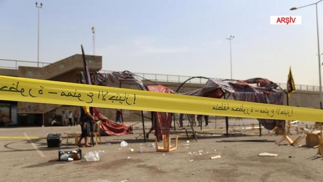 Bağdatta bombalı saldırılar: 9 ölü