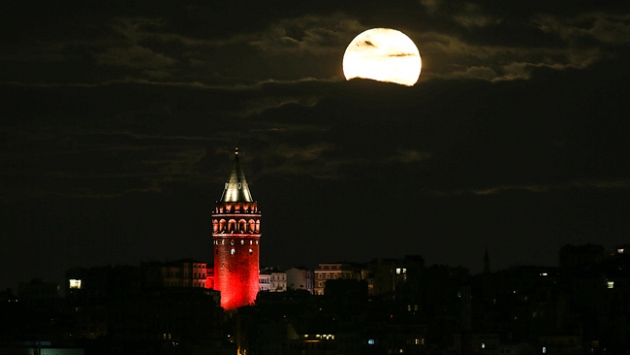 Süper Ay bu akşam izlenebilecek