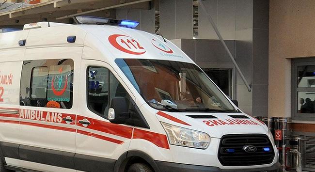 Şanlıurfada işçi servisi devrildi: 6 yaralı