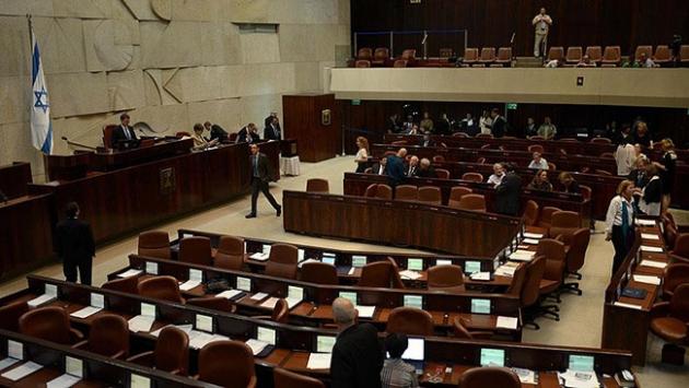 Arap milletvekili, İsrail Parlamentosunun kürsüsünde ezan okudu