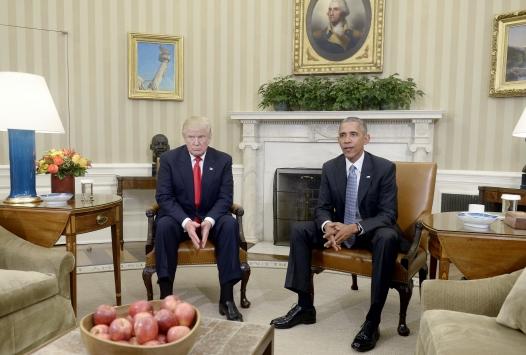Obama, Trumpın başkanlığından kaygılı