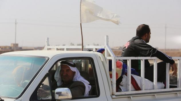 Musulda son iki gün içerisinde 3 binden fazla sivil evlerini terk etti
