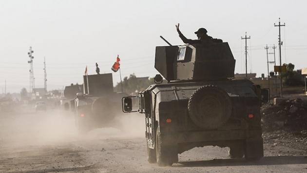 Musul operasyonunda 2 bin 801 DEAŞ militanı öldürüldü