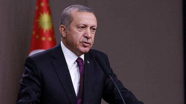 Cumhurbaşkanı Erdoğandan partili cumhurbaşkanı açıklaması