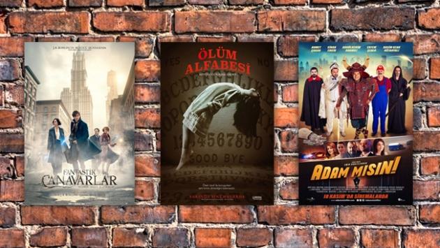 Sinemalarda hangi filmler var?