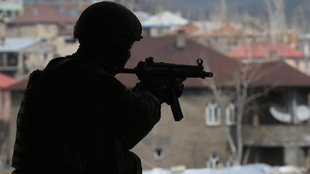 Mardinde PKKlı terörist etkisiz hale getirildi