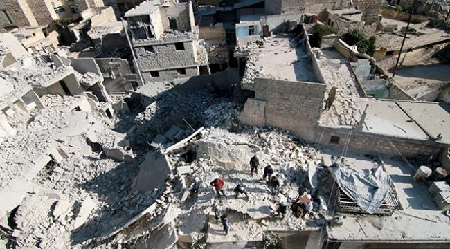 Doğu Gutada son 7 günde en az 73 sivil öldü