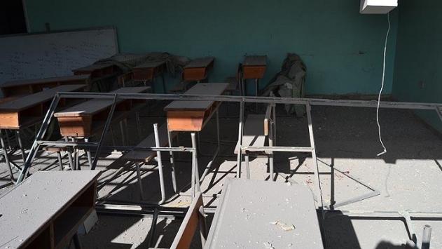 Esed güçleri İdlibde okulları vurdu