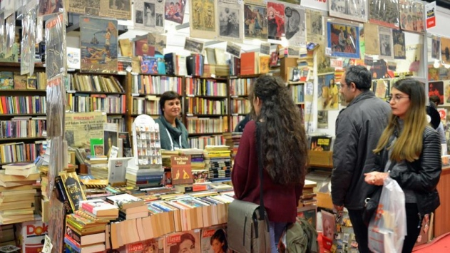 35. Uluslararası İstanbul Kitap Fuarı sona erdi