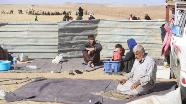 Musulun merkezindeki operasyon siviller nedeniyle ağır ilerliyor