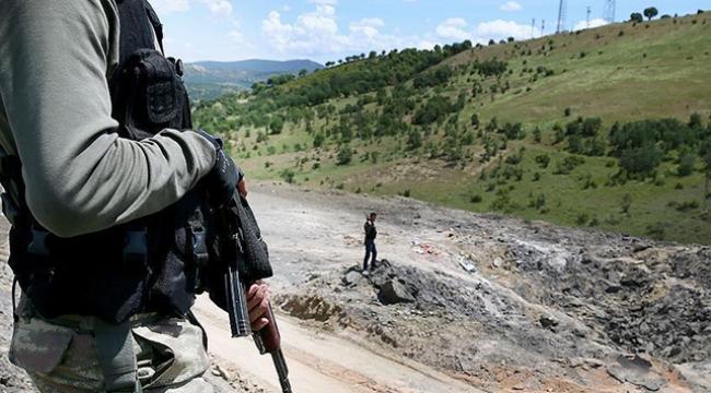 Terör örgütü MKPnin sözde bölge sorumlusu öldürüldü