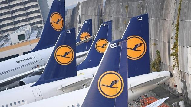 Alman havayolu şirketi Lufthansada grev uzadı