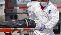 Meksikada 4 kişinin yakılmış cesetleri bulundu