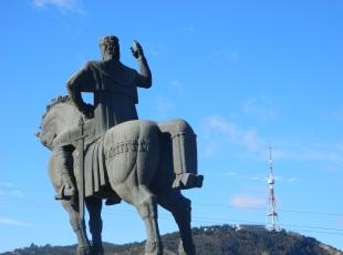 Tiflis'in hoşgörü yüzü