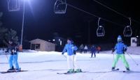Palandökende kayak heyecanı başlıyor