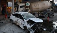 Başkentte trafik kazası: 5 yaralı