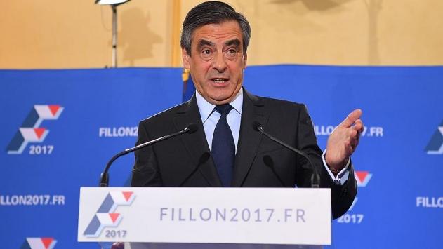 Fillon: Sağ ve merkez seçmen, bağlı olduğu Fransız değerlerine oy verdi
