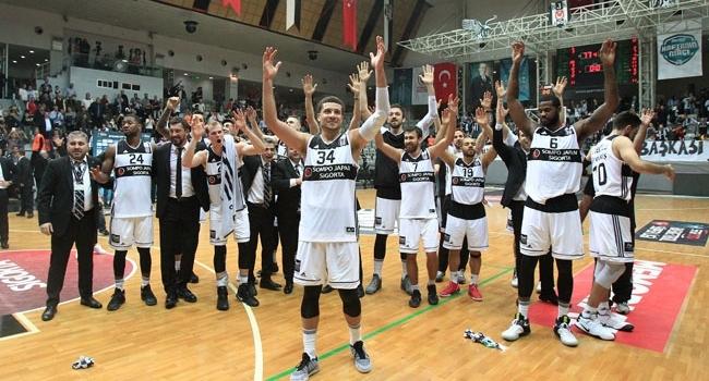 Beşiktaş, Almanya deplasmanında