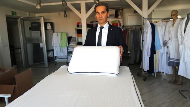 Yatak yarasını engelleyen çarşafa yoğun talep
