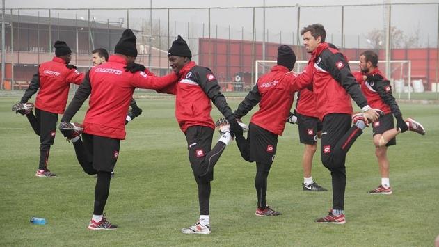 Gençlerbirliğinde Fenerbahçe maçı hazırlıkları