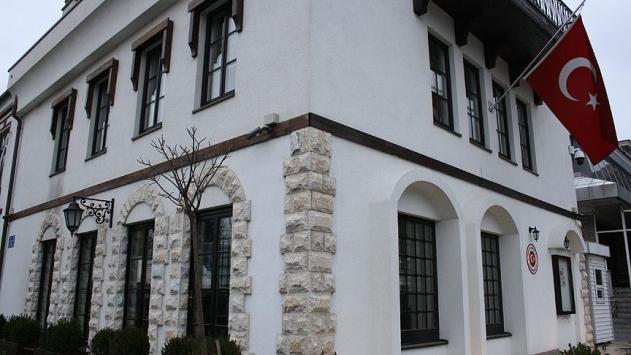 Kosovadaki Türk başkonsolosluğuna saldırı