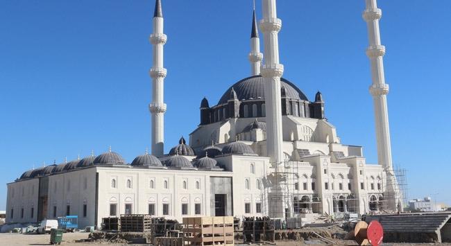 KKTCde Hala Sultan Camisi bölgedeki ihtiyacı karşılayacak
