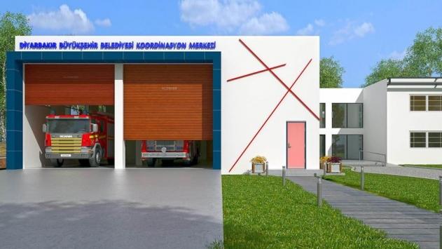 Diyarbakır Bismilde Koordinasyon Merkezi açılıyor