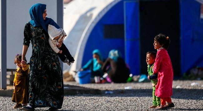 Musulda 80 bin kişi çadır kamplara sığındı