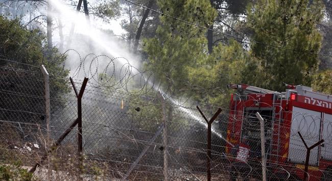 İsraildeki yangının bilançosu açıklandı