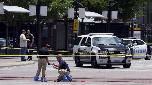 ABDde üniversitede öğrencilerin üstüne ateş açıldı: 9 yaralı