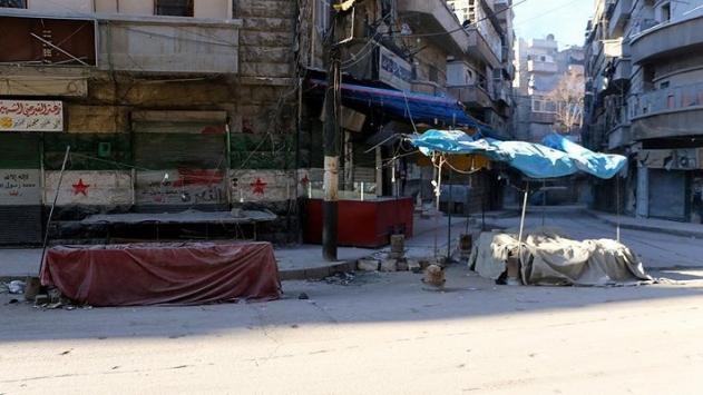 BM: Halepin doğusu yiyeceksiz kent haline geldi