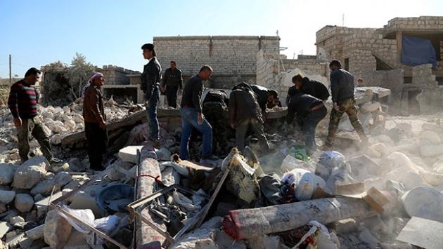 """Suriyenin bazı mahalleleri """"tamamen afet bölgesi"""" ilan edildi"""