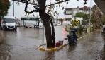 İzmir ve Balıkesirde sağanak yağış