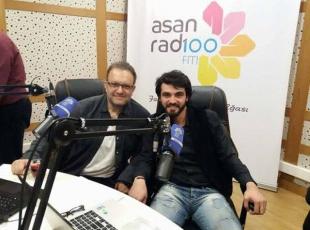 TRT FM ve Asan Radyo Baküden ortak yayında