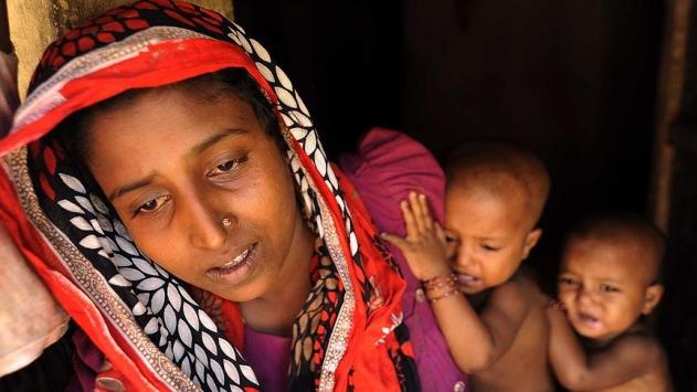 BMden Arakanlı kadınlar için yardım çağrısı