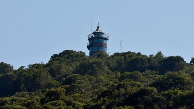 Büyükadaya yangın gözetleme kulesi yapılacak