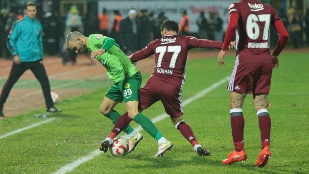 Beşiktaşı Kerim Frei taşıdı