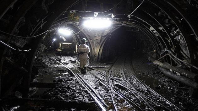 Çinde madende su baskını meydana geldi