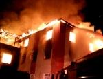 Adana Aladağda özel öğrenci yurdunda yangın