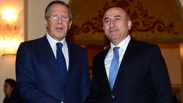 Çavuşoğlu ve Lavrov yarın Antalyada bir araya gelecek