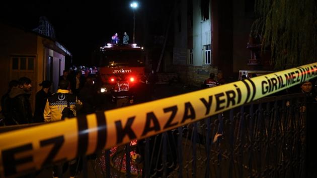 Adanadaki yangın faciasında 6 kişi gözaltına alındı
