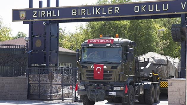 5 bin askeri birliğin sınırları milim milim belirlendi