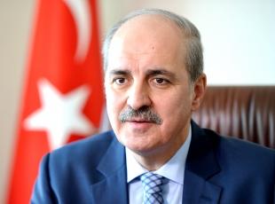 Başbakan Yardımcısı Numan Kurtulmuş TRT Haberde...
