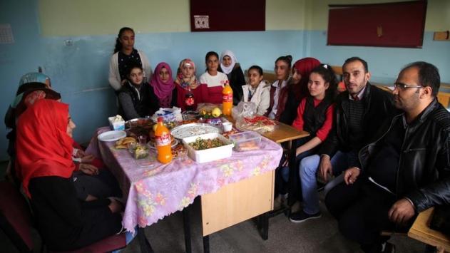 Savaştan kaçan çocuklar Türkiyede yaşamaktan mutlu
