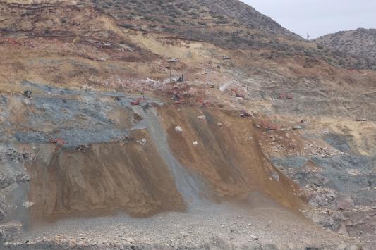 Siirtteki maden faciası