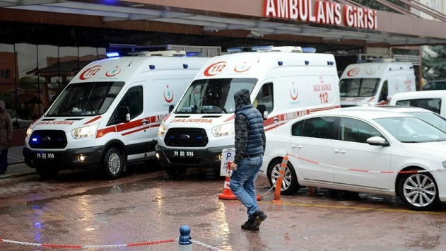 El-Bab bölgesinde 5 asker yaralandı