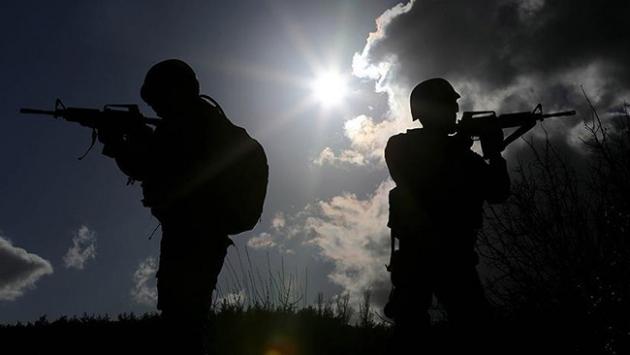 Şemdinlide 2 PKKlı terörist etkisiz hale getirildi